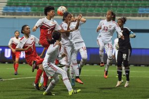 Determined Lionesses Keep UAE At Bay – Football Association